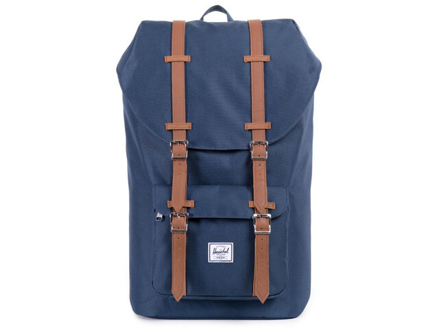 Herschel Little America Rygsæk, navy/tan